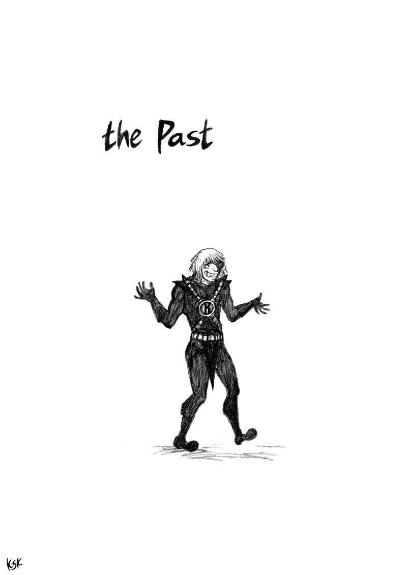 #1 - the past